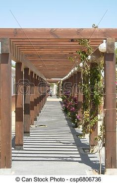 Image result for wooden pergola