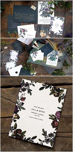 The most elegant wedding invitations come in all sorts of patterns, colors and fonts with classic charm that every bride would want. For whimsical and vintage-inspired wedding invitations, HelloTenfold has all the right designs to customize flawless stationery details! Based of out North Carolina, this paper designer is truly one of a kind, customizing each couple's […]