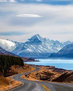 Aoraki/Mount Cook National Park, New Zealand. : Rach Stewart Photography   IG: @rachstewartnz