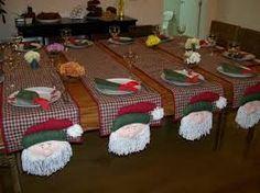 Resultado de imagem para aulas de caminho de mesa natalino patch work