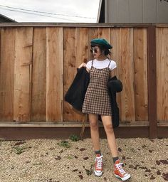 50 Stylish Ways to Layer your Outfits like a Pro Outfit Ou. - Street Style - Best Of Women Outfits Indie Outfits, Grunge Outfits, Cool Outfits, Fashion Outfits, Womens Fashion, Trendy Fashion, Dress Outfits, Fashion Movies, 90s Fashion Grunge