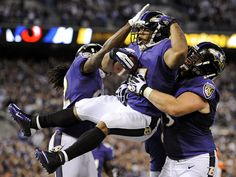 Ravens get leg up in AFC North with blowout of Bengals