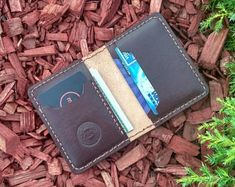 Fathers day gift card case leather wallet credit card holder gift for boyfriend dad gifts for him business card holder minimalist wallet Gifts For Father, Dad Gifts, Fathers, Leather Card Wallet, Card Organizer, Valentine Day Gifts, Christmas Gifts, Valentines, Business Card Holders