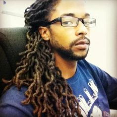 Curly Locs for Men 2013