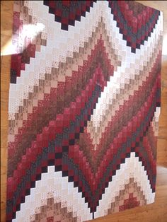 Twin Sisters Quilting Bargello Cosmic Twist