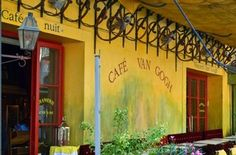Arles top things to do - Van Gogh - Copyright  Allen Sheffield Arles European Best Destinations #Travel #Europe #Arles #France #ebdestinations