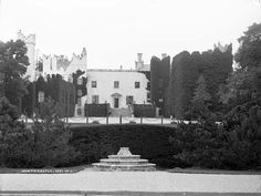 """Castle, Howth, Co. Dublin by French, Robert, photographer Published / Created: [between ca. In collection: The Lawrence Photograph Collection """". Dublin Street, Images Of Ireland, Old Photos, Castle, Irish, History, Dublin Ireland, Photography, Historia"""