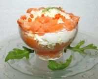 "Салат ""Семга на шубе"" - рецепт с фото"