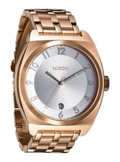 Nixon's Women's Watches online at NixonNow.com - StyleSays