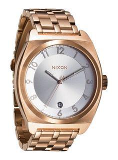 Nixon's Women's Watches online at NixonNow.com - StyleSays