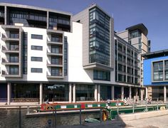 Edinburgh Quay - High quality canalside apartments were included as part of the award winning Edinburgh Quay development, a major city centre project which has kickstarted the regeneration of Fountainbridge.