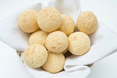 Pao de Queijo (@Alyssia Rollins these are gluten free however they are NOT dairy free)