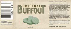 Fallout Props - Buffout by moltonel72.deviantart.com on @DeviantArt