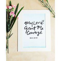 Life Of My Heart — Quran Islamic Art Brush lettering at lifeofmyheart.com.au
