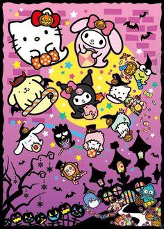 Sanrio Hello Kitty and friends
