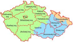 Czech kraje and historic regions - Bøhmen - Wikipedia, den frie encyklopædi Military Records, Marriage Records, Austro Hungarian, Family Search, Family History, Genealogy, Empire, Praha, Cards