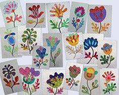 flower garden quilt...