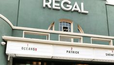 Youghal's iconic Regal Cinema has now reopened after a eight years. and it's had a stunning makeover. Emerald Isle, Art Deco, Cinema, Neon Signs, Movies, Films, Movie Theater