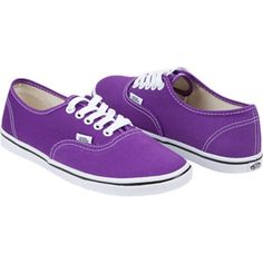 Vans Canvas Authentic in Bougainvillea/True White ... better known ...