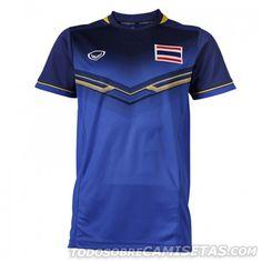 Thailand Grand Sport Kits for Southeast Asian Games | Todo Sobre Camisetas http://thaigoals.com/