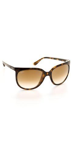 Ray Ban Cats 1000 oversize sunglasses
