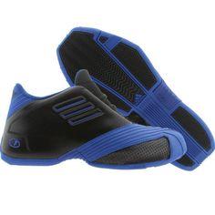 Adidas TMAC 1 Rare Shoes Black Blue Royal Orlando Tracy McGrady NBA New G59090