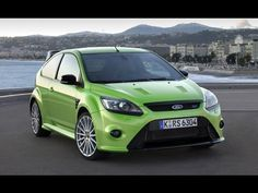 The Story Of The Ford RS Model: A Visual History