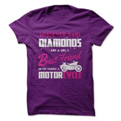 Motorcycles Are A Girls Best Friend