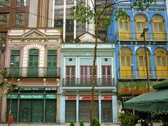 Arca com histórias : Fevereiro 2014 Rua de S. José nº 78 em 2009 (dos poucos prédios da transição do século, que sobreviveram no Centro do Rio de Janeiro)
