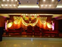 VARSHA DECORATORS Varsha Decorators can help you make your event much more live with their wonderful decoration ideas and it's executions.