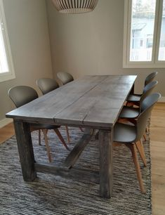 har Decor, Furniture, Dining, Dining Table, Table, Home Decor, Rustic Dining Table