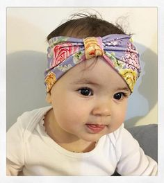Baby Turban Headband Matching Mother and Daughter Headband
