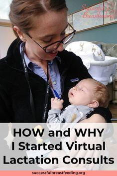 Origin of Successful Breastfeeding and Virtual Support