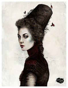 feline zegers - Illustrations by Feline Zegers  <3 <3