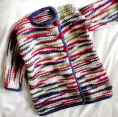 Side Wrap Sweater By Margaret Zellner - Free Knitted Pattern - (ravelry)