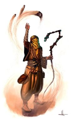 DnD male wizards, warlocks and sorcerers - inspirational PART 2 - Imgur