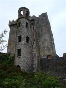 Blarney Castle in Ireland  Can't wait to see this in person!