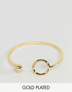 Pieces - Vergoldetes Ring-Armband - Gold Jetzt bestellen unter: https://mode.ladendirekt.de/damen/schmuck/armbaender/goldarmbaender/?uid=6911b998-6d98-5f4d-adac-d100177459ba&utm_source=pinterest&utm_medium=pin&utm_campaign=boards #schmuck #goldarmbaender #armbaender #armbänder #uhren #female Bild Quelle: asos.de