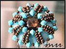 Pattern bijoux: Anello Ilanga