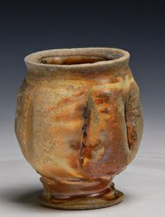Dick Lehman Pottery, a gallery of wood fired, saggar fired, and side fired ceramics and clay in Goshen, Indiana
