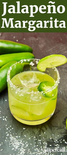 Not only is our Jalapeño Margarita easy to make and even easier to drink, but you can also batch it in a pitcher for a crowd-pleasing party cocktail. If you really want to kick it up, rim the glass in homemade Sriracha Salt for even more tongue-numbing effect.