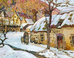 Victor Charreton ~ French Post-Impressionist painter | Tutt'Art@ | Pittura * Scultura * Poesia * Musica |