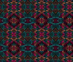 wallpaper_marzlene_beauty_2728 fabric by marzlenez_eye_candy on Spoonflower - custom fabric