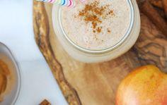 Hallo herfst: deze appeltaart smoothie moet je proberen! | NSMBL.nl