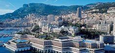 Fairmont Monte Carlo, 12, Avenue Spélugues, Principauté de Monaco, France. Just a short walk from the Monte Carlo casino.
