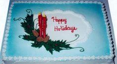 christmas Sheet cakes | Christmas cake — Christmas