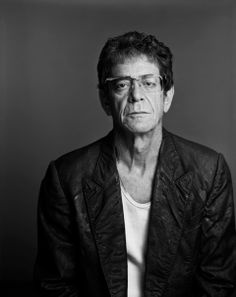 Koos Breukel, Lou Reed. For auction @ Christie's on March 23. All proceeds go to Young in Prison.
