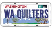 Washington Quilt Shops Participating in the Row by Row Experience.