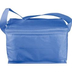 """Cool bags 6 x 0.33 l, """"Aspen"""" cooler bag  Keep your drinks cool with this handy nylon cooler bag with a practical carrying strap and zipper. Provides space for 6 0.33 l cans. We will place your logo to the front. Print Area : 10 x 5"""