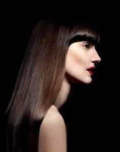 Hair Work by Amanda Forsyth, via Behance